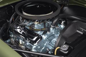 Pontiac Firebird двигатель