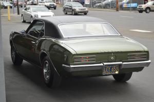 Pontiac Firebird вид сзади