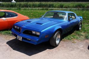 Pontiac Firebird фото авто