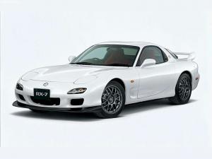 Mazda RX-7 купе