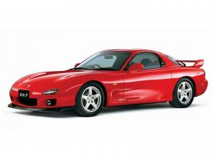 Mazda RX-7 автомобиль