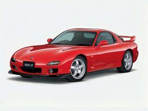 Mazda RX-7 фотография