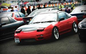Nissan 240SX фото авто