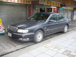 Nissan Cefiro A32 авто