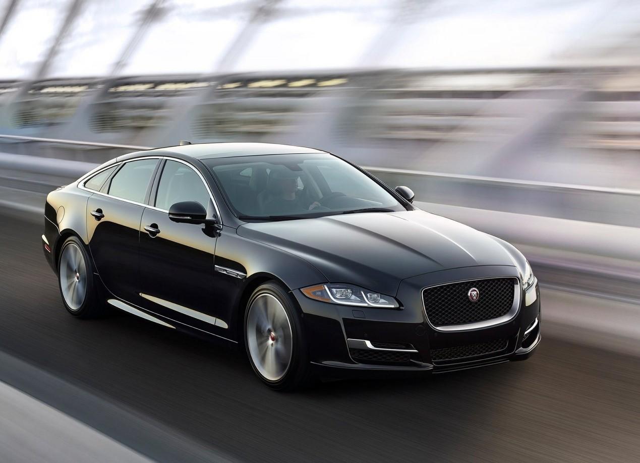 Сar Jaguar XJ