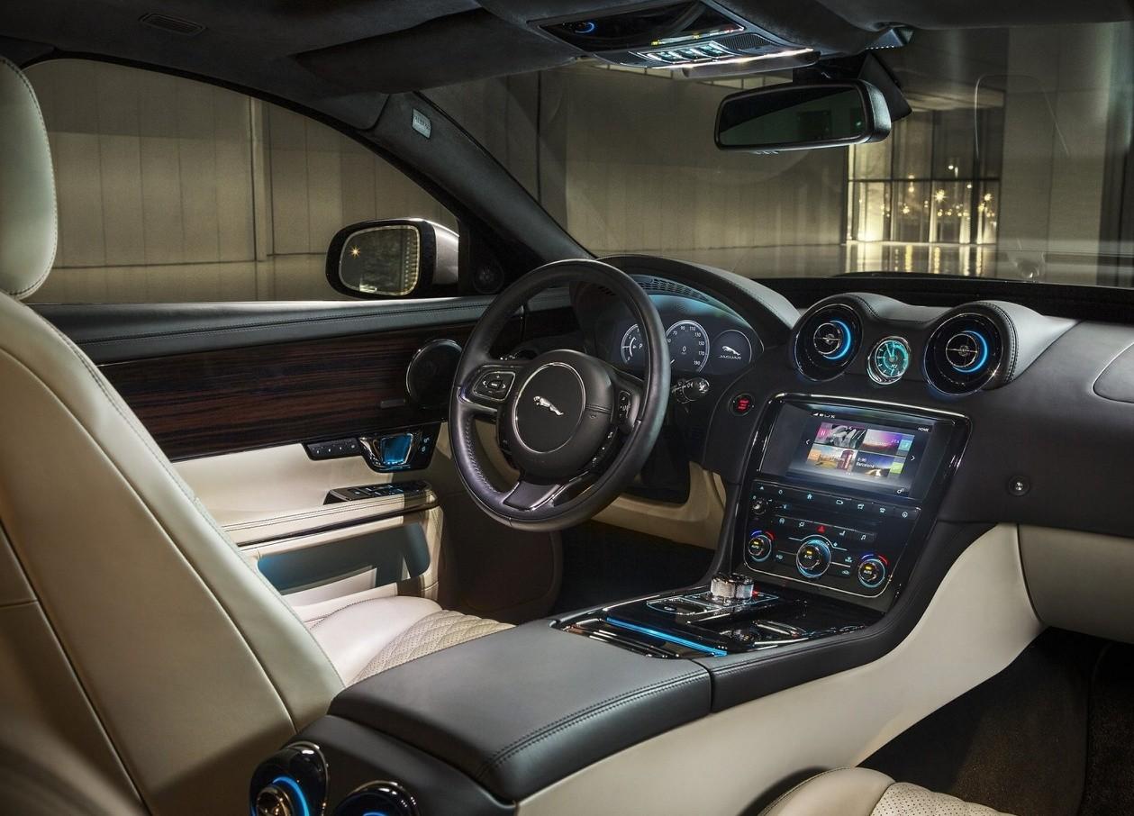 Salon Jaguar XJ