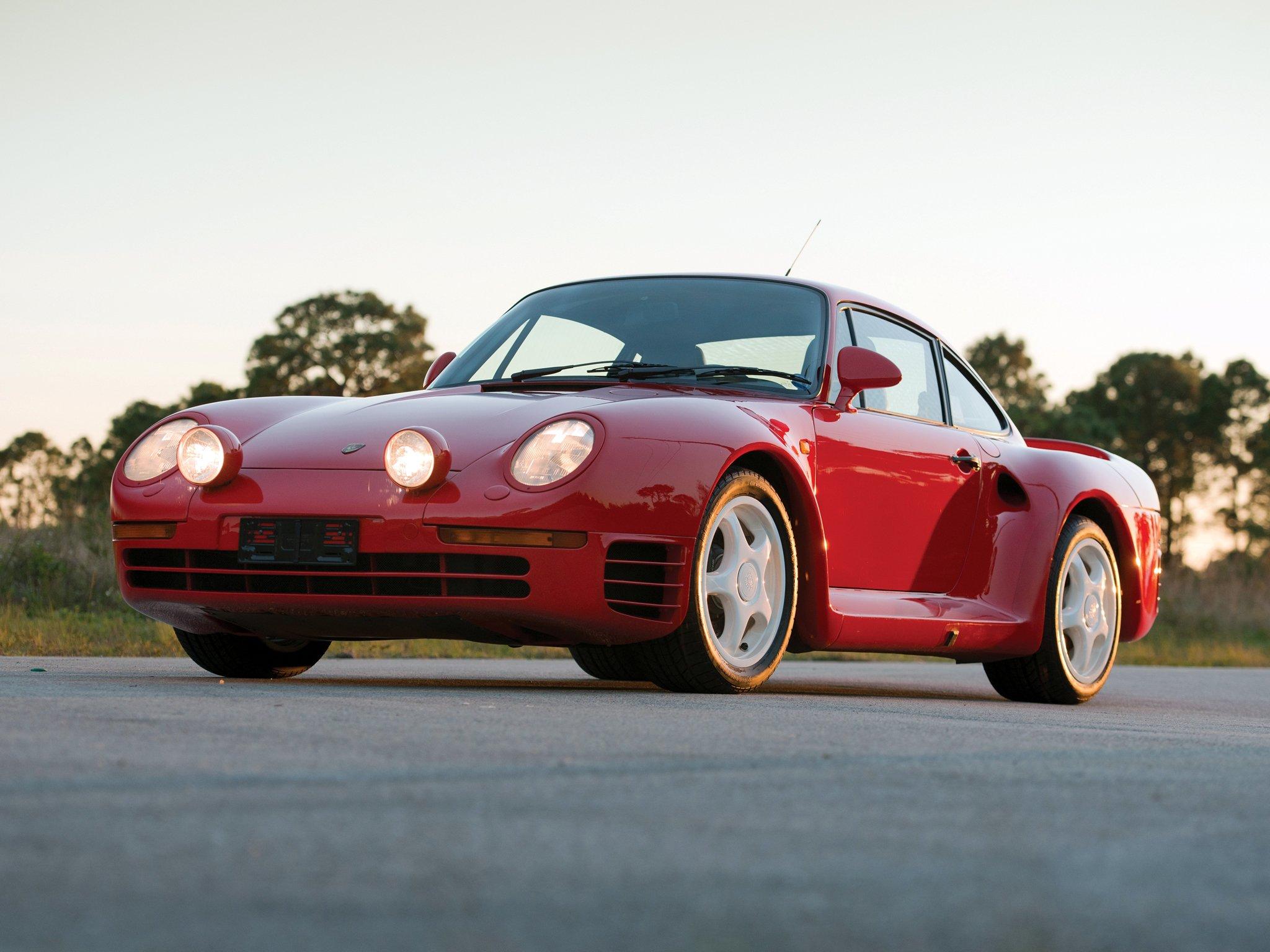 Фото Porsche 959