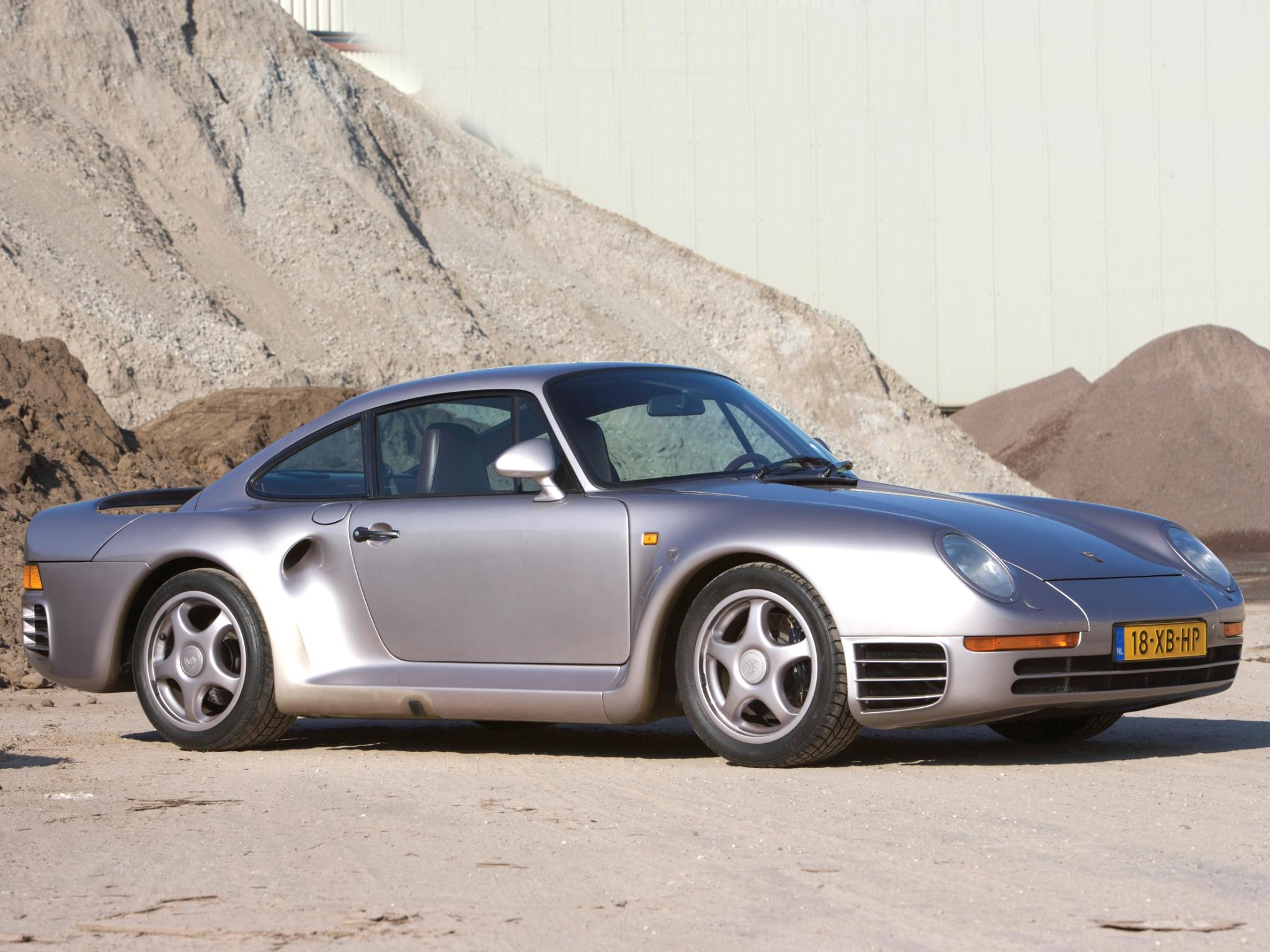 Аuto Porsche 959