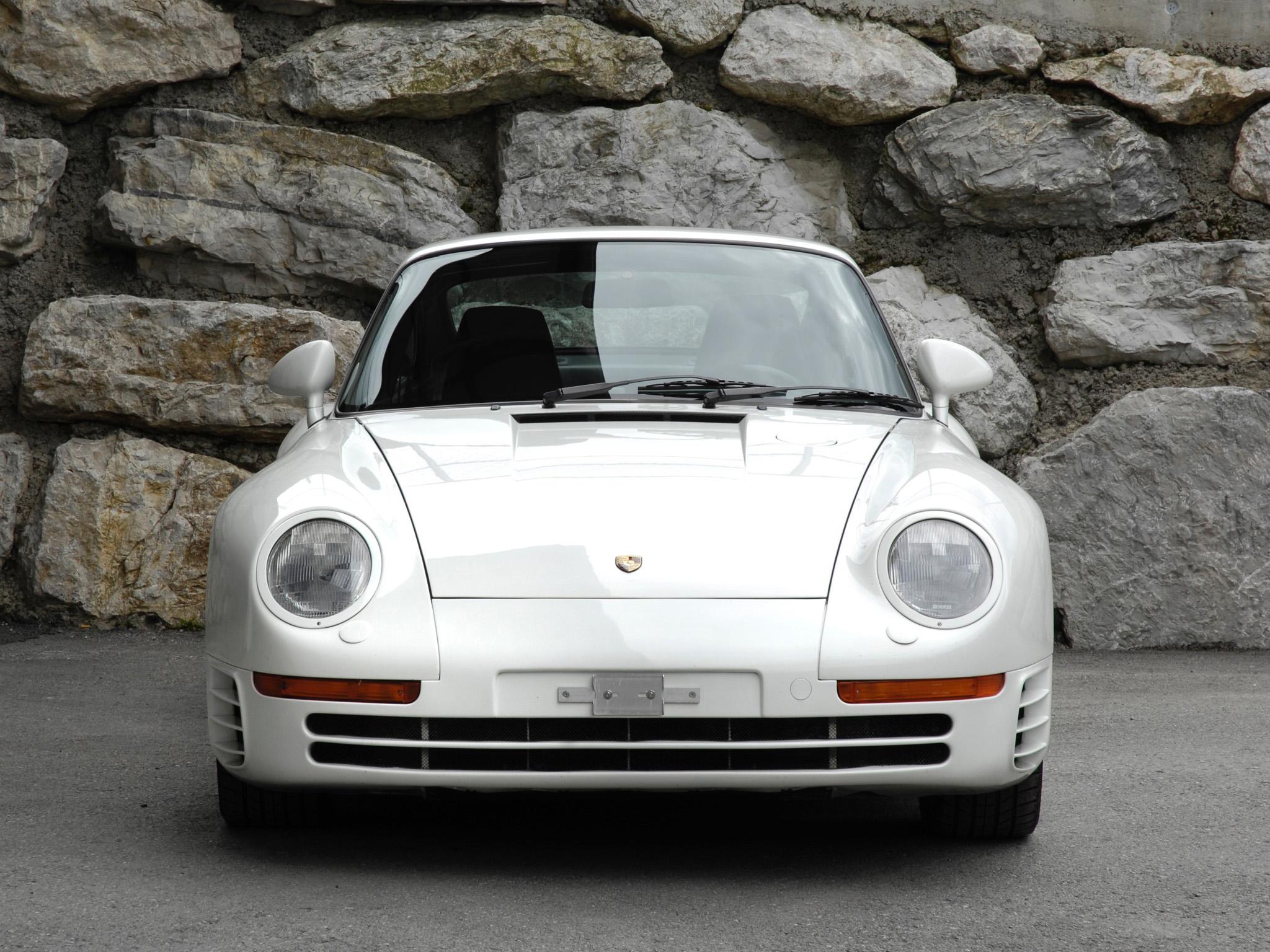 Рhoto auto Porsche 959