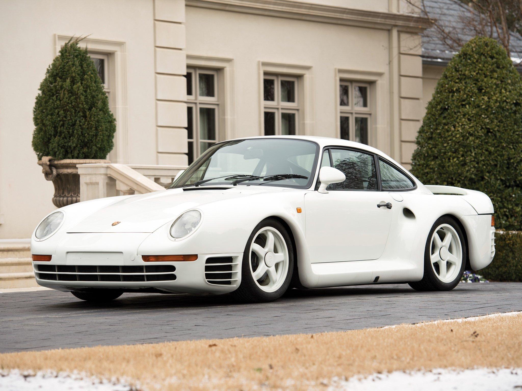 Рhoto Porsche 959