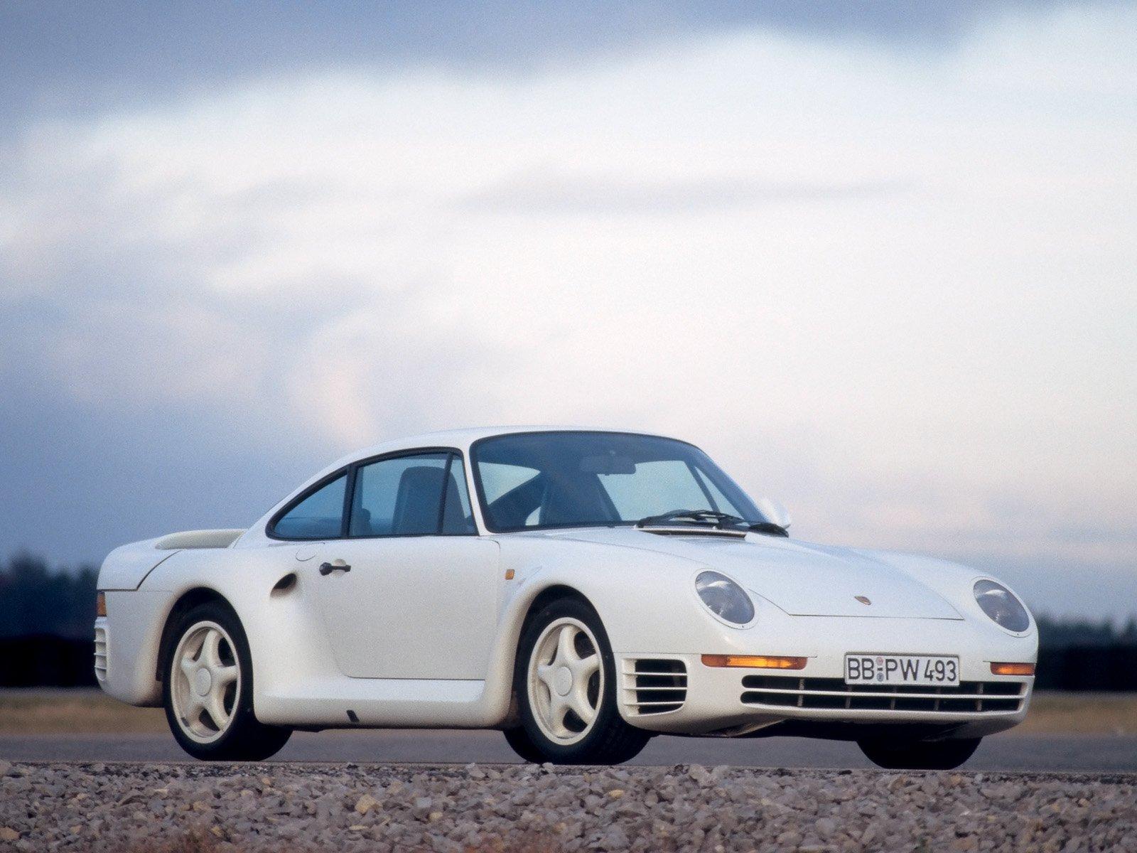 Авто Porsche 959