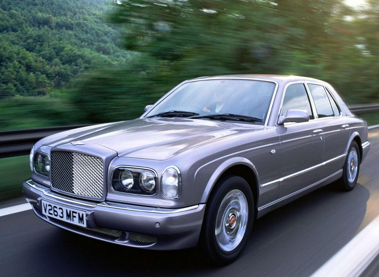 Bentley Arnage фото