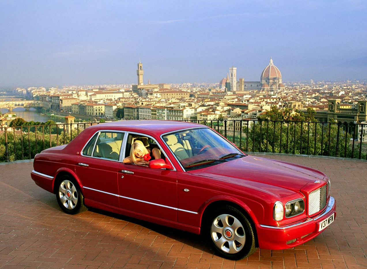 Bentley Arnage авто