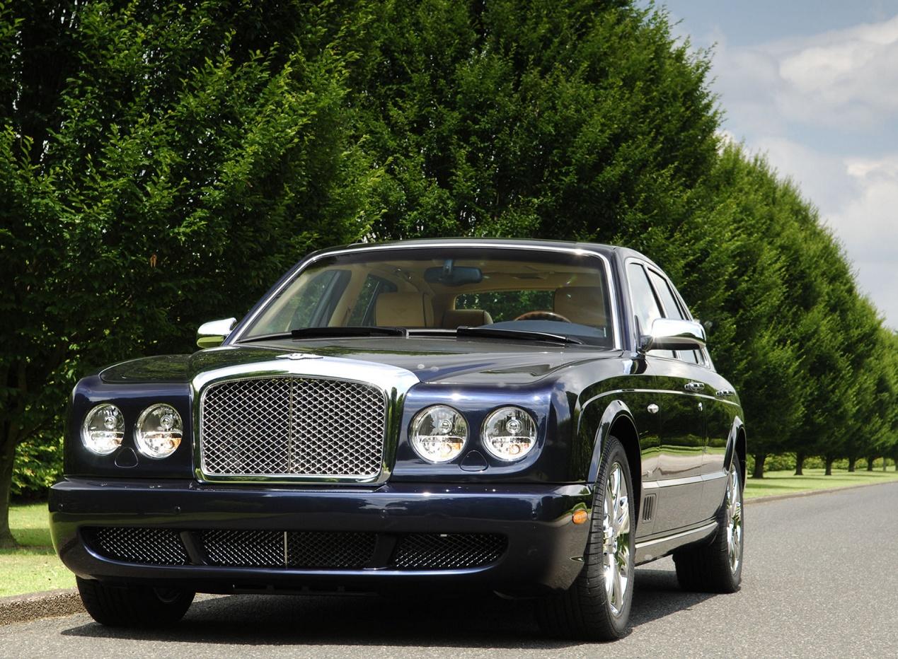 Bentley Arnage car