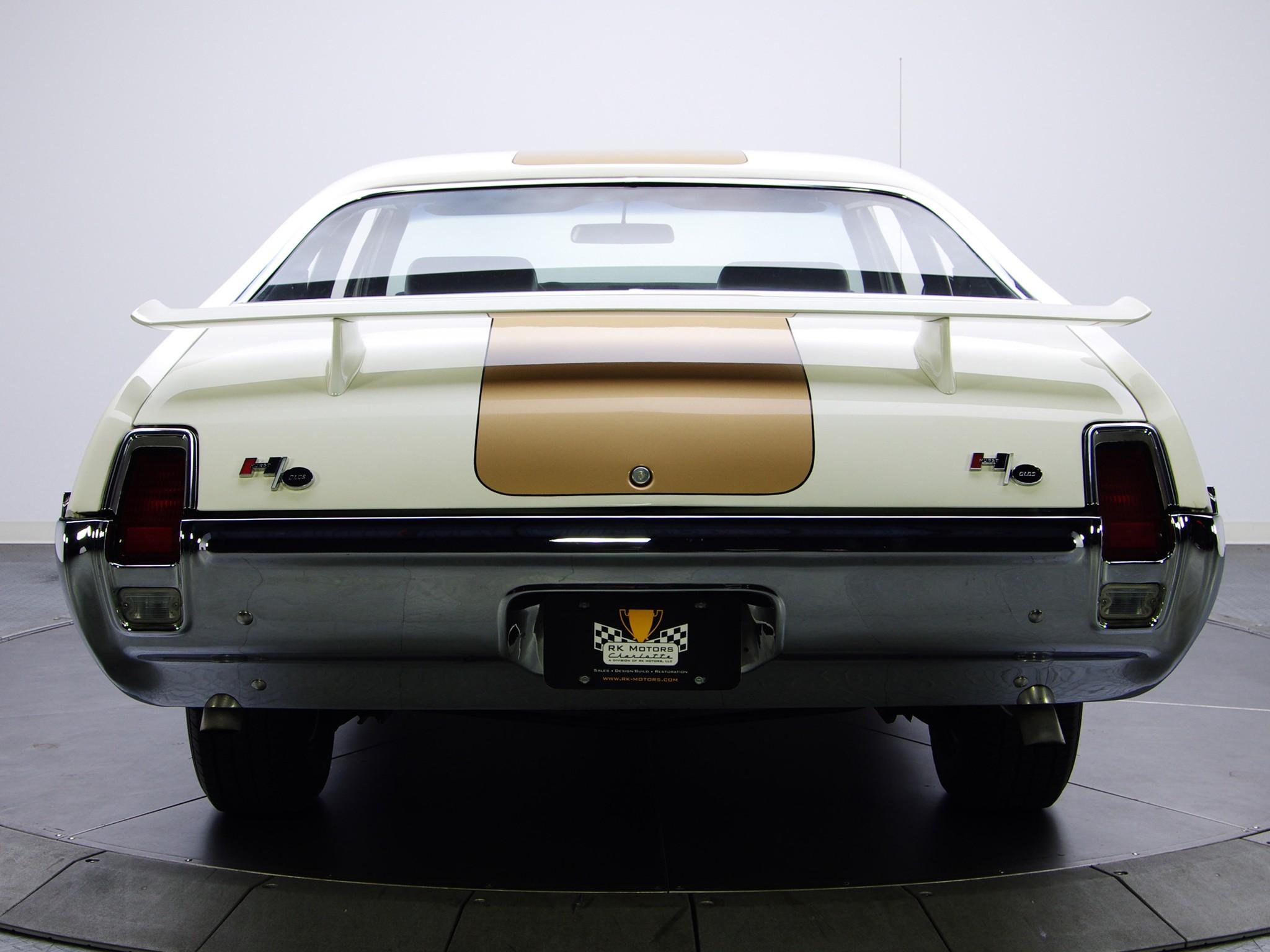Oldsmobile 442 фото