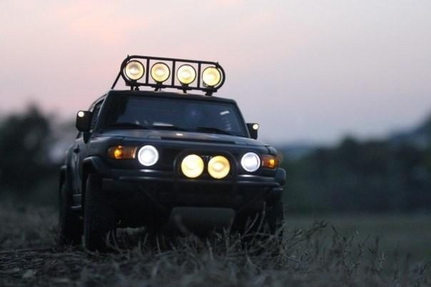 Toyota FJ Cruiser фотография