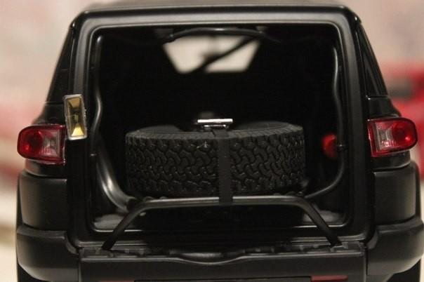 Toyota FJ Cruiser багажник