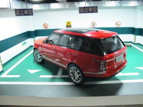 Range Rover MK4 вид сбоку