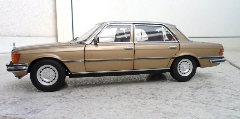 Mercedes-Benz 450 SEL вид сбоку