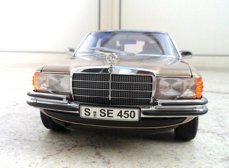 Mercedes-Benz 450 SEL вид спереди