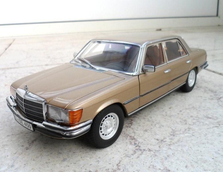 Mercedes-Benz 450 SEL фото