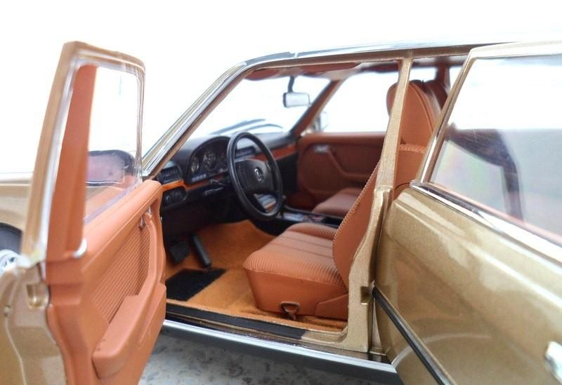 Mercedes-Benz 450 SEL салон