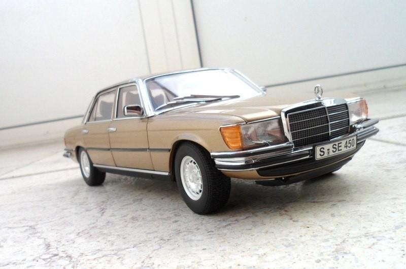 Mercedes-Benz 450 SEL фотография