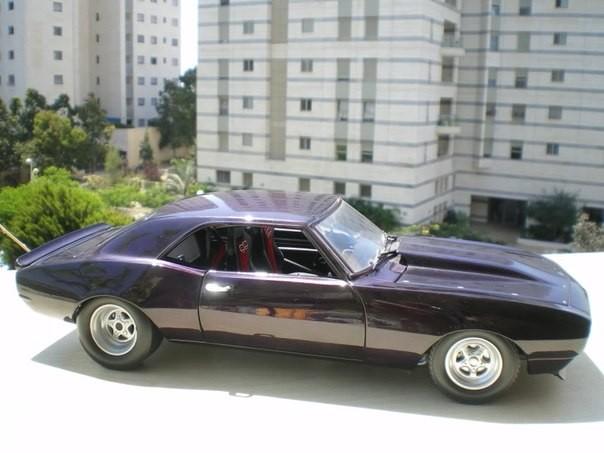 Chevrolet Camaro Drag фото авто