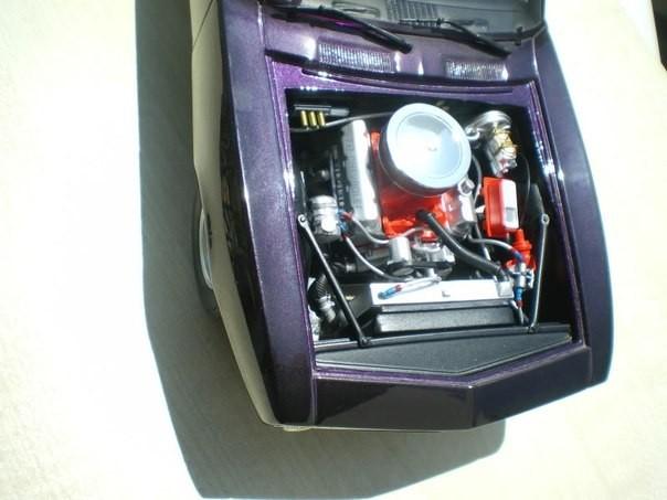 Двигатель Chevrolet Camaro Drag