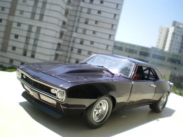 Chevrolet Camaro Drag фото