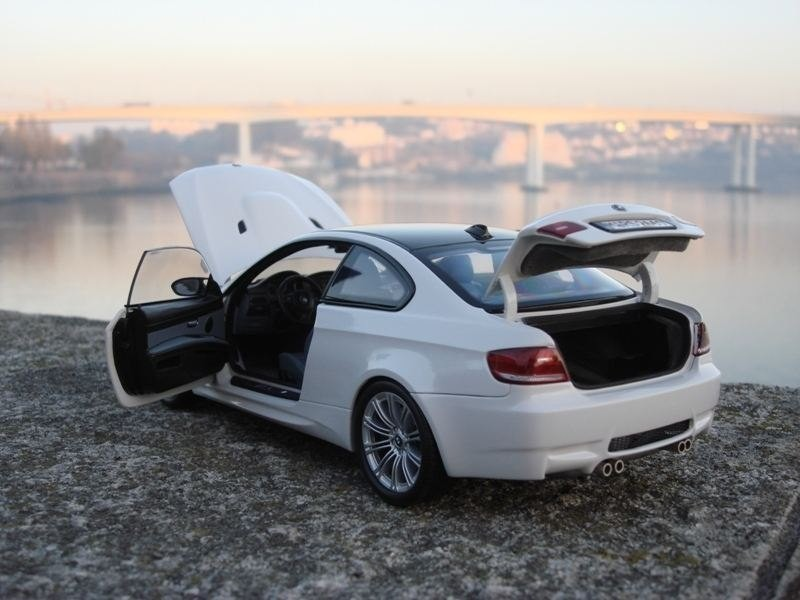 BMW M3 E92 кузов