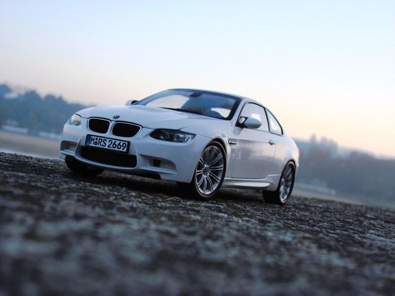 BMW M3 E92 фото