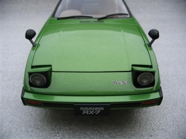 Mazda RX 7 Savanna фото