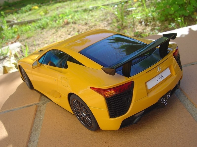 Lexus LFA фотография