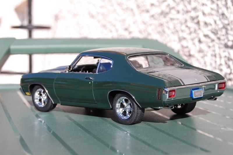 Chevrolet Chevelle фотография