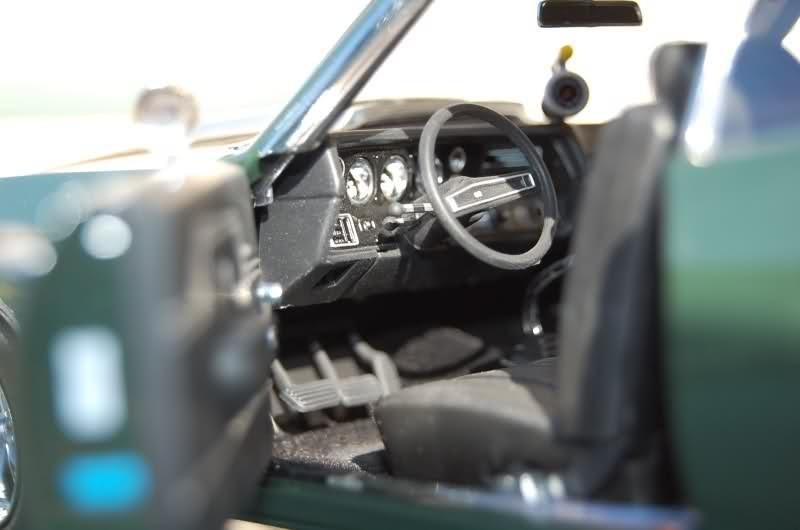 Chevrolet Chevelle салон