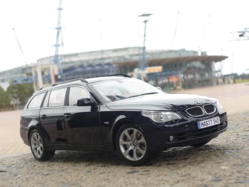 BMW 545i Touring фото авто