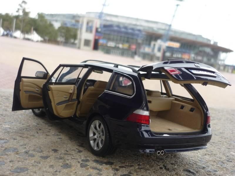 BMW 545i Touring кузов