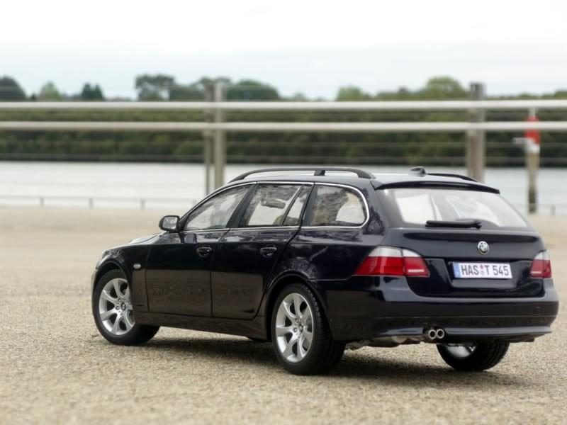 BMW 545i Touring автомобильная модель