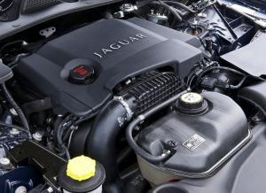 Ягуар XJ двигатель
