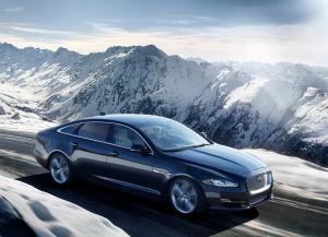 Фото нового Jaguar XJ