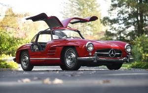 Mercedes-Benz 300 SL фото