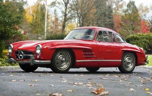 Mercedes-Benz 300 SL авто