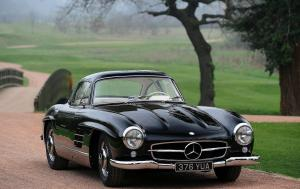 Mercedes-Benz 300 SL фотография