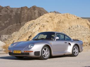 Porsche 959 купе