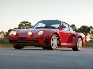 Porsche 959 фото