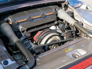 Двигатель Porsche 959