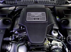 Бентли Арнаж двигатель