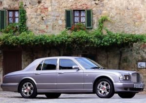 Bentley Arnage фото авто