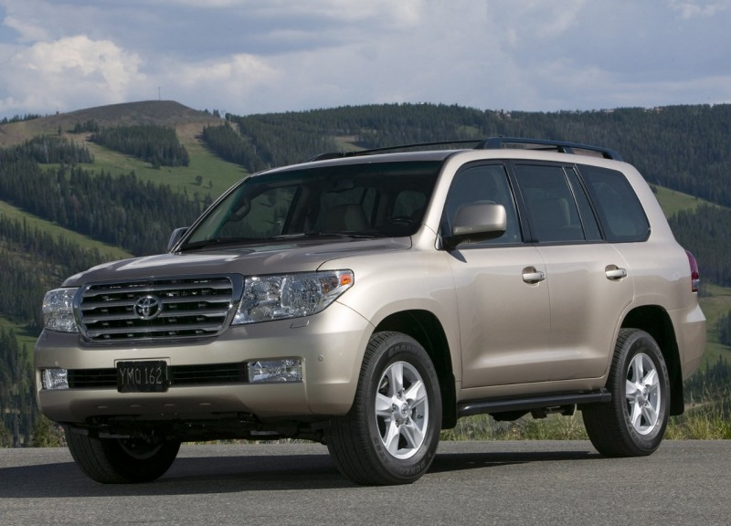 Toyota Land Cruiser 200 кроссовер
